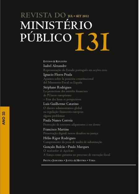 Revista do Ministério Público Nº 131