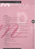 Revista do Ministério Público Nº 88