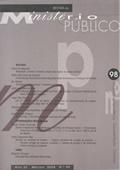 Revista do Ministério Público Nº 98