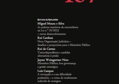 Revista do Ministério Público Nº 137