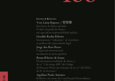REVISTA DO MINISTÉRIO PÚBLICO Nº 138