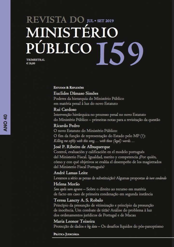 Índice do Nº 159