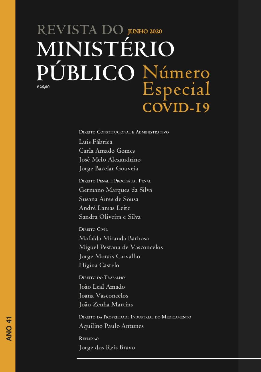 Revista do MInistério Público Nº 161